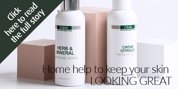 Home help to keep your skin looking great - READ MORE